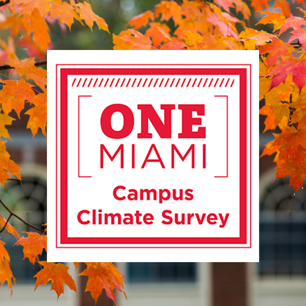 One Miami: Campus Climate Survey