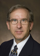 Ray Gorman, Interim Provost