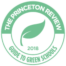332 Green Colleges, The Princeton Review, 2014 Edition