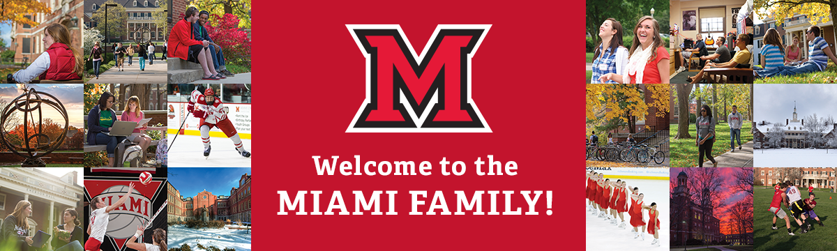 Welcome to the Miami Family!