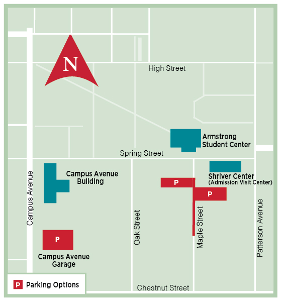 miami hamilton campus map Oacac Southwest Ohio Articulation Admission Miami University miami hamilton campus map