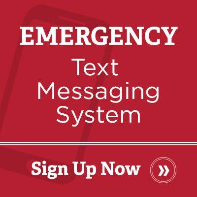 Emergency Text Messaging System -- Sign Up Now