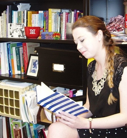 sarah matthews in office