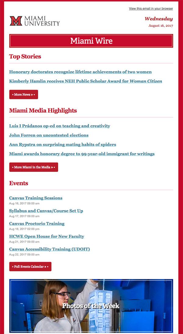 Miami Wire screen shot
