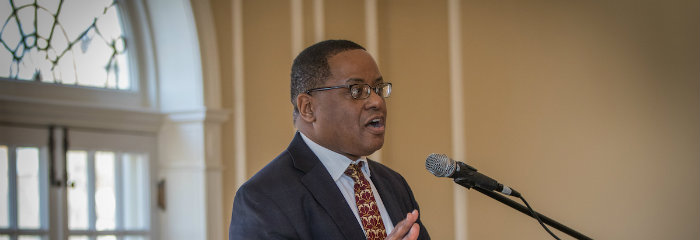 Jerome Conley, Dean, University Libraries
