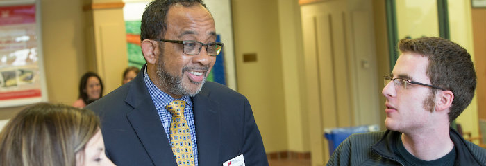 Michael Dantley, Dean, Education, Health, & Society