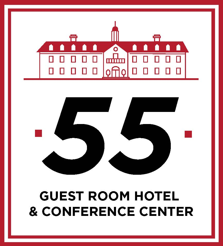 55 guest room hotel and conference center