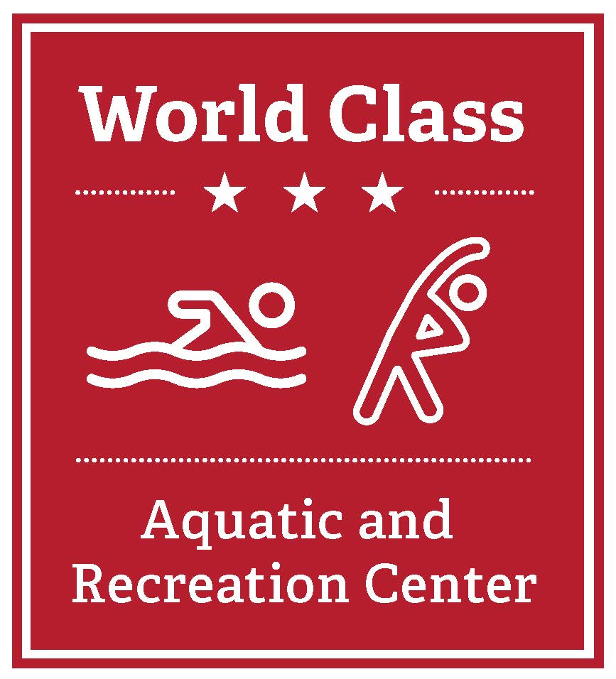 World class aquatic and recreation center