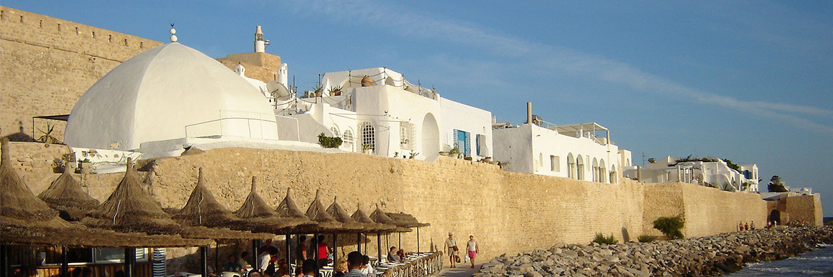 View of Hammamet