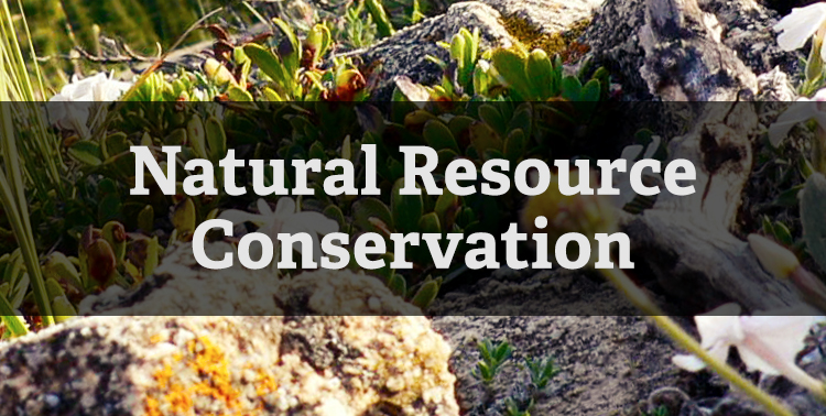 Natural Resources Conservation