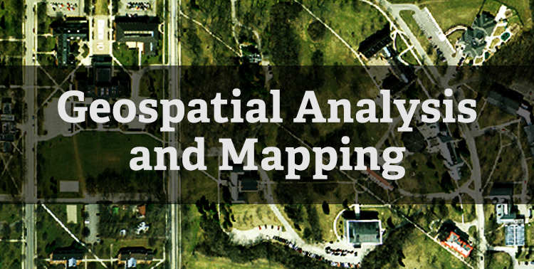 Geospatial Analysis and Mapping