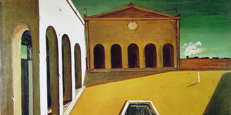 The Delights of the Poet, Giorgio de Chirico