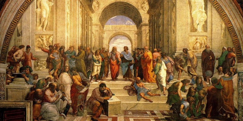 The School of Athens (abt. 1511), Raphael