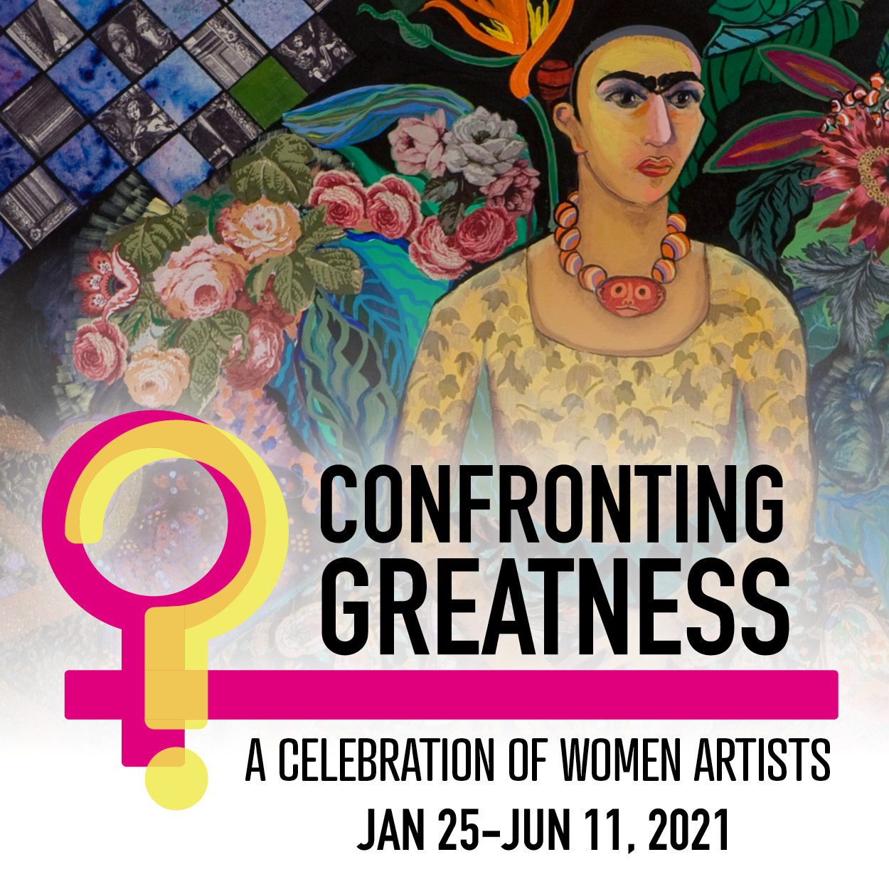 Confronting Greatness Exhibition
