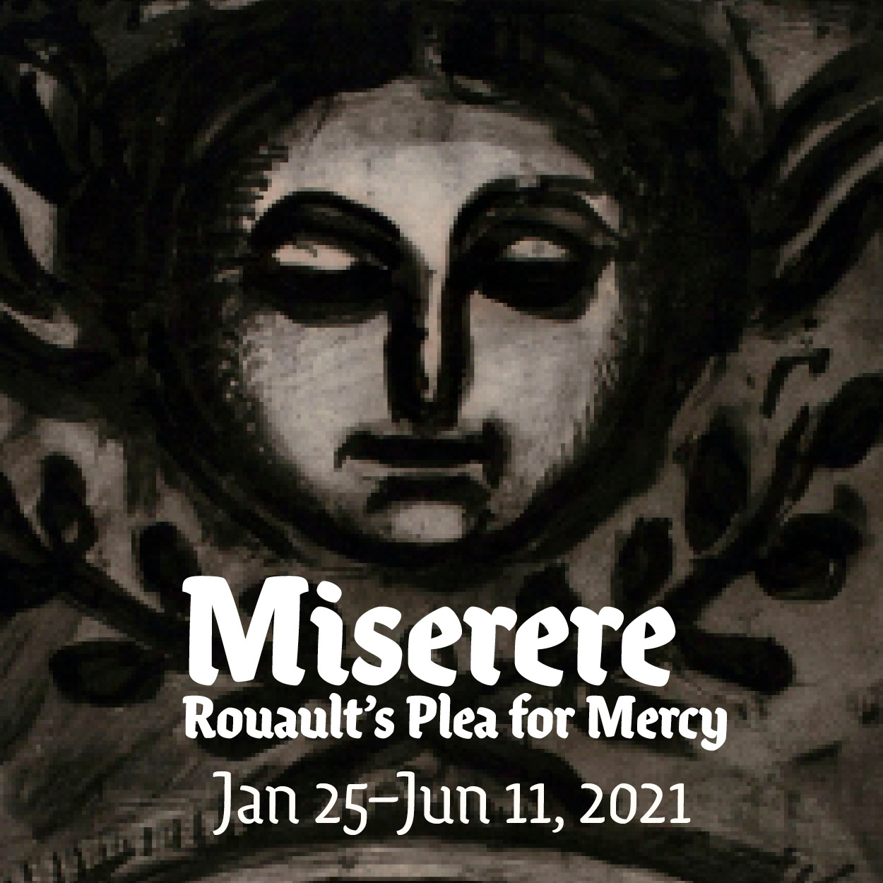 Miserere: Rouault's Plea for Mercy