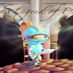 Scene from Legend of Ploom game