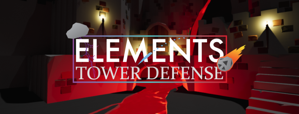 Elements Game Logo