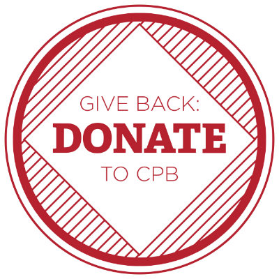 Give Back: Donate to CPB
