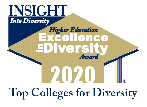 HEED logo- Top Colleges for Diversity and Inclusion 2020