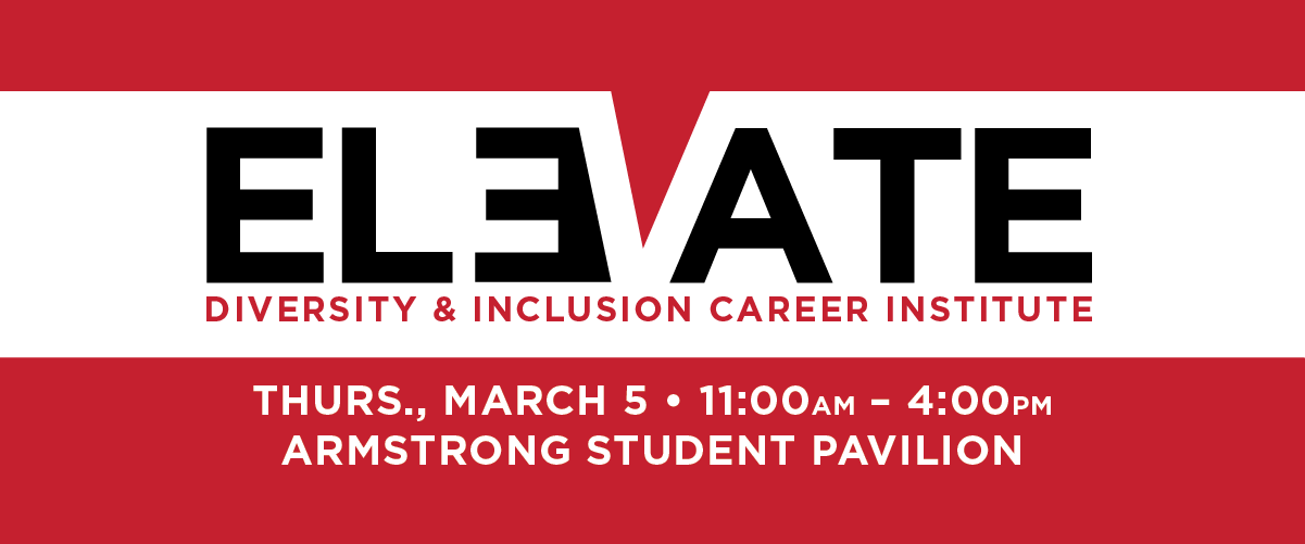 Graphic for ELEVATE: Diversity and Inclusion Career Institute
