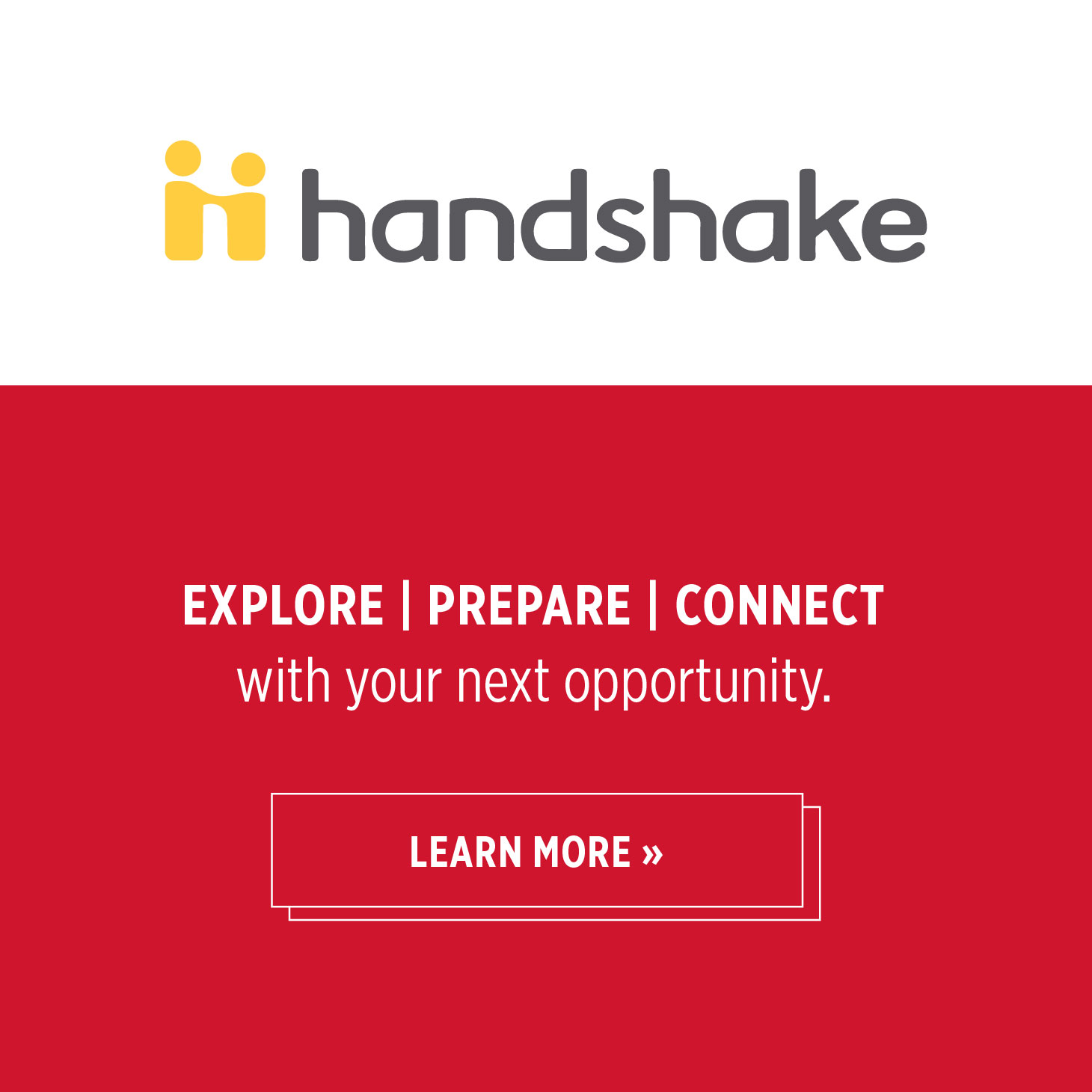 Learn more about the opportunities in Handshake