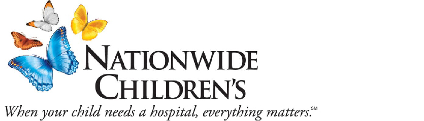 Nationwide Children's. When your child needs a hospital, everything matters.