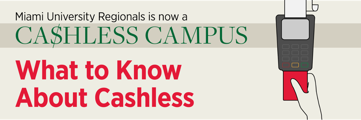 Cashless Campus. Learn more.